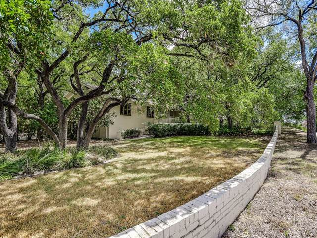 2605 Rollingwood Dr, Austin, TX 78746 (#5727794) :: Papasan Real Estate Team @ Keller Williams Realty