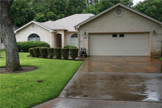 347 San Saba St, Meadowlakes, TX 78654 (#5732093) :: The Gregory Group