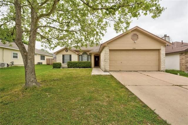 7205 Kellner Cv, Del Valle, TX 78617 (#5732124) :: Papasan Real Estate Team @ Keller Williams Realty