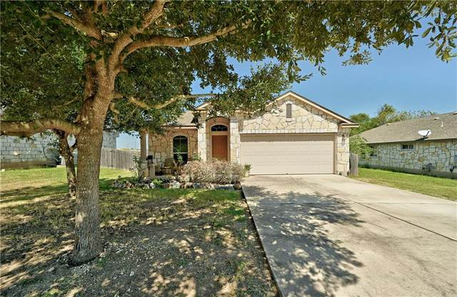 1077 Four Seasons Farm Blvd, Kyle, TX 78640 (#5732927) :: Watters International