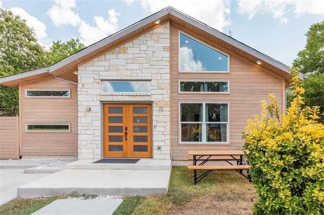 3605 Villa Ct, Austin, TX 78704 (#5733145) :: Realty Executives - Town & Country