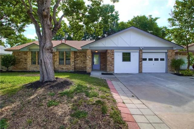 1203 Mills Meadow Dr, Round Rock, TX 78664 (#5733444) :: Watters International