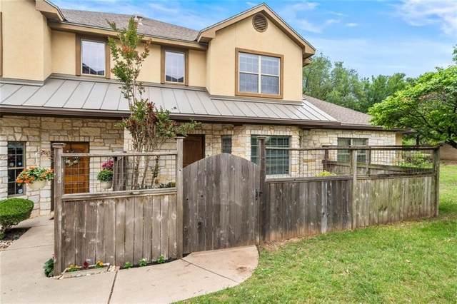8701 Escarpment Blvd #23, Austin, TX 78749 (#5733798) :: Papasan Real Estate Team @ Keller Williams Realty