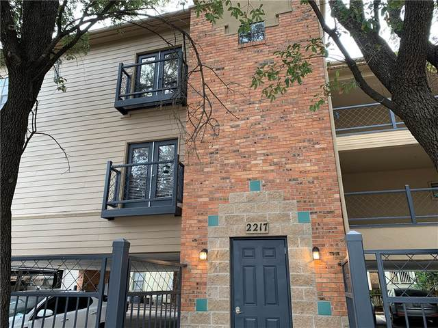 914 W 22 1/2 St #305, Austin, TX 78705 (#5734289) :: The Heyl Group at Keller Williams