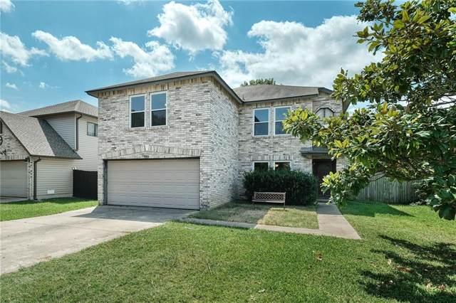1203 Gulf Way, Round Rock, TX 78665 (#5734405) :: Papasan Real Estate Team @ Keller Williams Realty