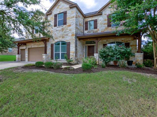 2812 Marigold Heights Ct, Pflugerville, TX 78660 (#5734787) :: Lancashire Group at Keller Williams Realty