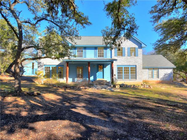 2401 S Rainbow Ranch Rd, Wimberley, TX 78676 (#5734884) :: Zina & Co. Real Estate
