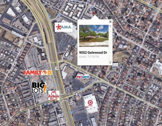 9052 Galewood Dr NE, Austin, TX 78758 (#5736973) :: Papasan Real Estate Team @ Keller Williams Realty