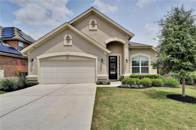 3921 Good Night Trl, Leander, TX 78641 (#5737405) :: The Smith Team