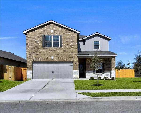 108 Washington Dr, Liberty Hill, TX 78642 (MLS #5739847) :: Brautigan Realty