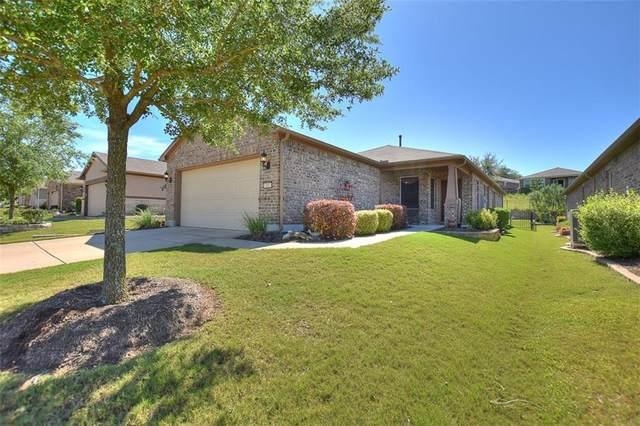 312 Salado Creek Ln, Georgetown, TX 78633 (#5740060) :: Ben Kinney Real Estate Team