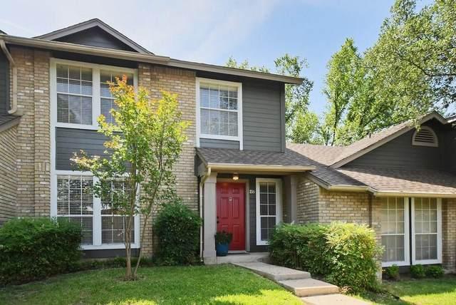 1015 E Yager Ln #116, Austin, TX 78753 (#5741711) :: Ben Kinney Real Estate Team