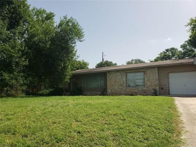 1332 Chestnut St, San Marcos, TX 78666 (MLS #5742000) :: Brautigan Realty