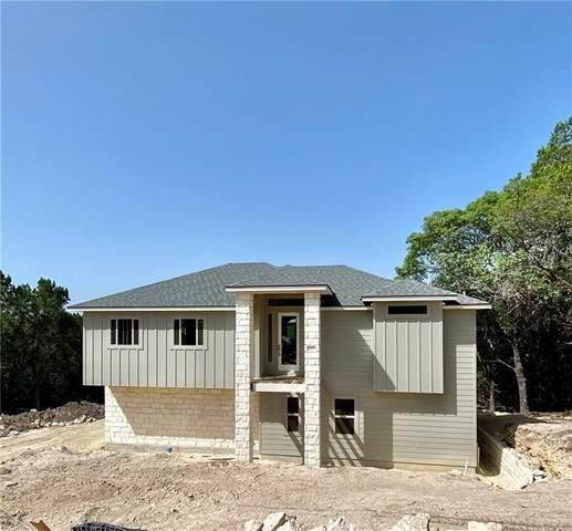 20604 Buckskin Rdg, Lago Vista, TX 78645 (#5743816) :: Papasan Real Estate Team @ Keller Williams Realty