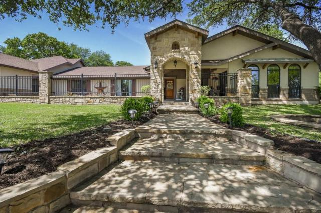 1700 Oak Forest Dr, Round Rock, TX 78681 (#5745697) :: The Perry Henderson Group at Berkshire Hathaway Texas Realty