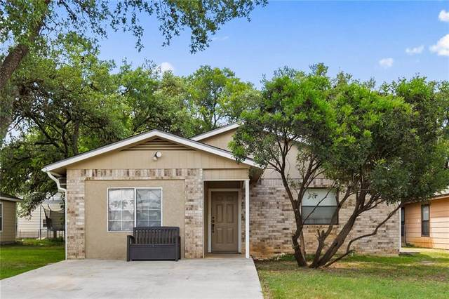 1502 Earle St, San Marcos, TX 78666 (#5748242) :: The Heyl Group at Keller Williams