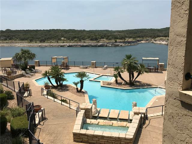3404 American Dr #2206, Lago Vista, TX 78645 (#5750923) :: The Summers Group