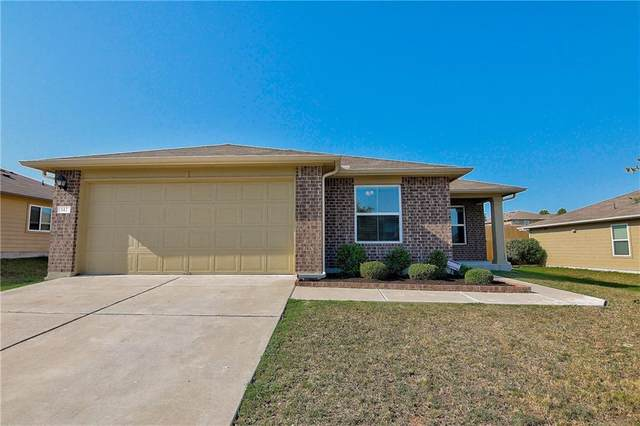 142 Leon River Loop, Hutto, TX 78634 (#5752541) :: The Summers Group