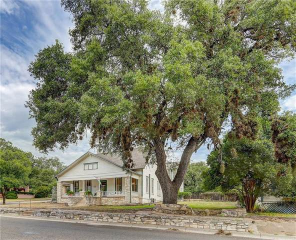 307 W 4th St, Lampasas, TX 76550 (#5753333) :: Papasan Real Estate Team @ Keller Williams Realty