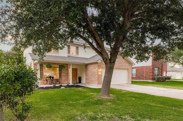 203 Hanstrom Dr, Hutto, TX 78634 (#5754763) :: Papasan Real Estate Team @ Keller Williams Realty