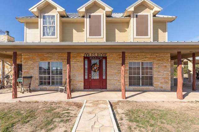 1529 County Road 2023, Lampasas, TX 76550 (#5755512) :: The Perry Henderson Group at Berkshire Hathaway Texas Realty