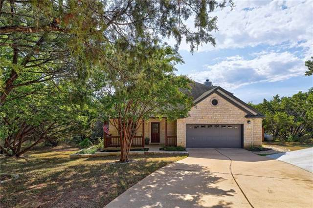 132 High Gabriel Dr, Leander, TX 78641 (#5755771) :: The Perry Henderson Group at Berkshire Hathaway Texas Realty