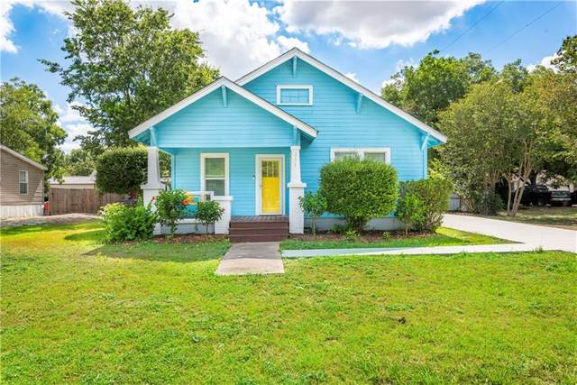211 N Main St, Thorndale, TX 76577 (MLS #5758423) :: Vista Real Estate