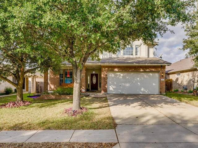 658 Reggie Jackson Trl, Round Rock, TX 78665 (#5759396) :: Realty Executives - Town & Country