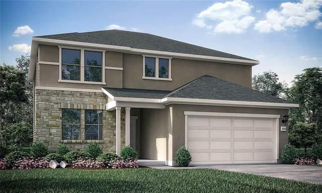 325 Capstone Xrd, Liberty Hill, TX 78642 (#5761905) :: Lauren McCoy with David Brodsky Properties