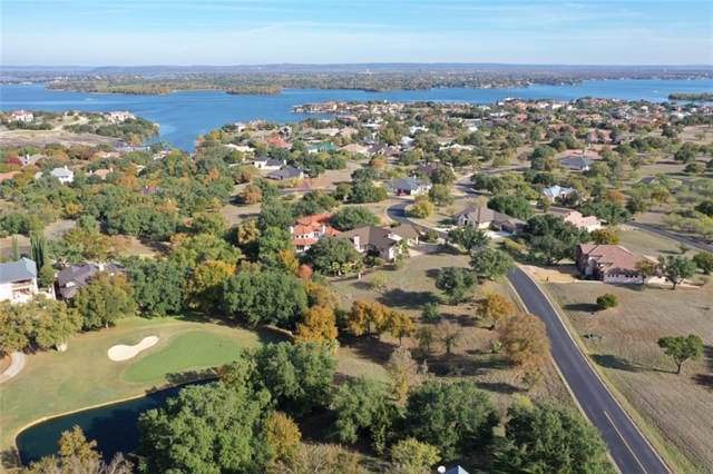 LOT 8052 Florentine, Horseshoe Bay, TX 78657 (#5762751) :: The Perry Henderson Group at Berkshire Hathaway Texas Realty