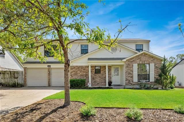 1405 Lance Way, Austin, TX 78758 (#5764776) :: Papasan Real Estate Team @ Keller Williams Realty