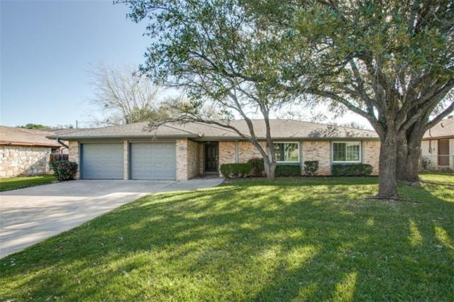 116 Shady Oak Dr, Georgetown, TX 78628 (#5767825) :: The Heyl Group at Keller Williams