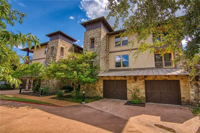 6712 Lantern View Dr #101, Jonestown, TX 78645 (#5768543) :: Ben Kinney Real Estate Team