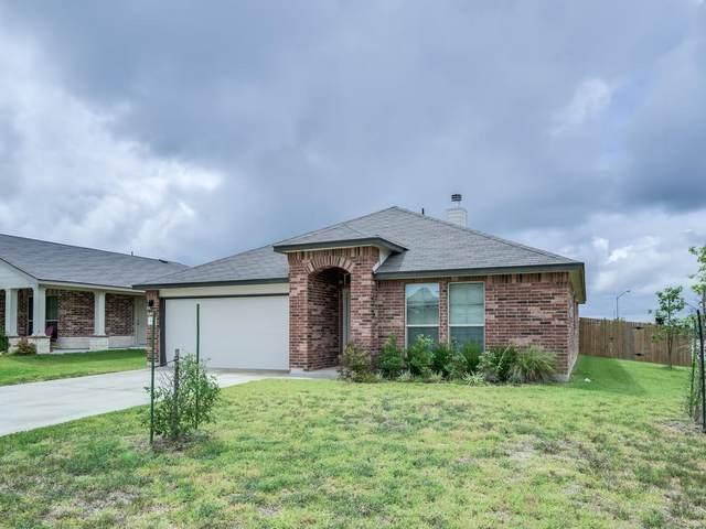 300 Serpentine Ln, Jarrell, TX 76537 (#5768611) :: Service First Real Estate