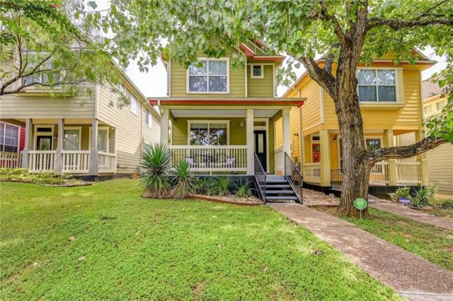 4113 E 12th St #2, Austin, TX 78721 (#5769874) :: The Heyl Group at Keller Williams