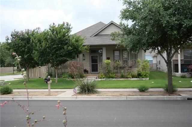 1336 Sanders, Kyle, TX 78640 (#5772217) :: Papasan Real Estate Team @ Keller Williams Realty