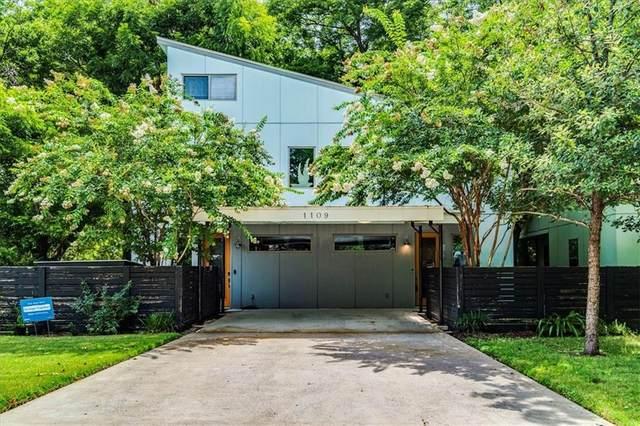 1109 Mahan Dr B, Austin, TX 78721 (#5772290) :: Papasan Real Estate Team @ Keller Williams Realty