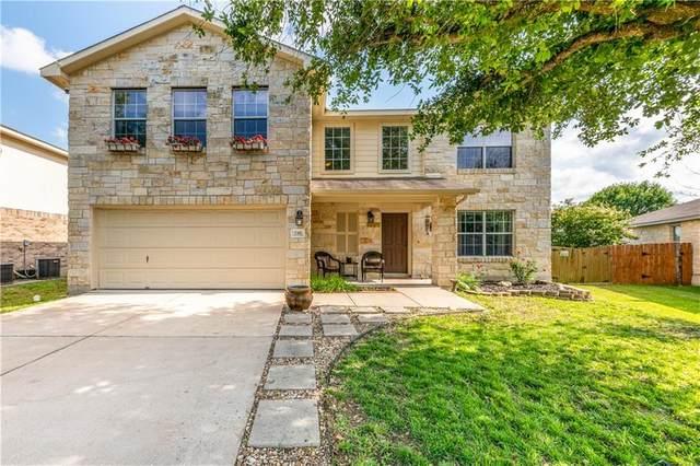 235 Herrera Trl, Hutto, TX 78634 (#5772931) :: Papasan Real Estate Team @ Keller Williams Realty