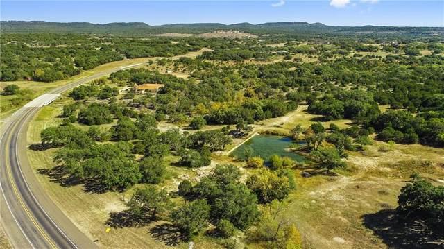 TBD E Fm 1431, Marble Falls, TX 78654 (#5773564) :: Ben Kinney Real Estate Team