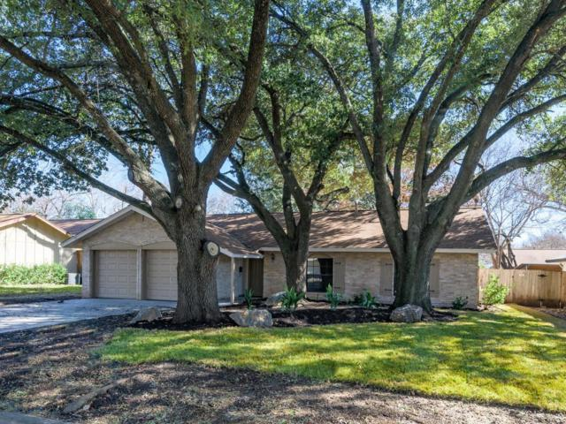 9206 Partridge Cir, Austin, TX 78758 (#5773646) :: The Gregory Group