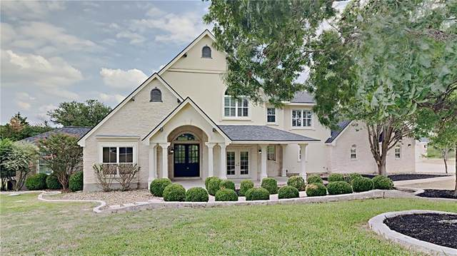 230 Whispering Spring Ln, Georgetown, TX 78633 (#5774317) :: Papasan Real Estate Team @ Keller Williams Realty
