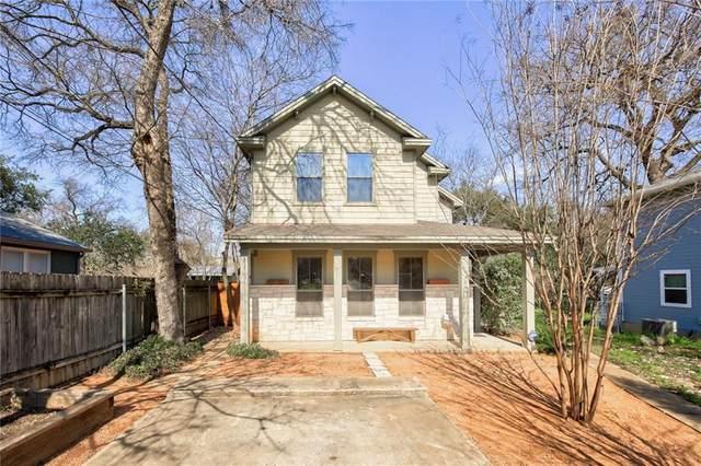 1606 Morgan Ln A, Austin, TX 78704 (#5775203) :: Zina & Co. Real Estate