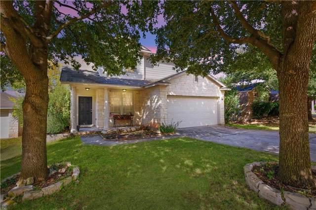 1628 Plume Grass Pl, Round Rock, TX 78665 (#5776440) :: Papasan Real Estate Team @ Keller Williams Realty