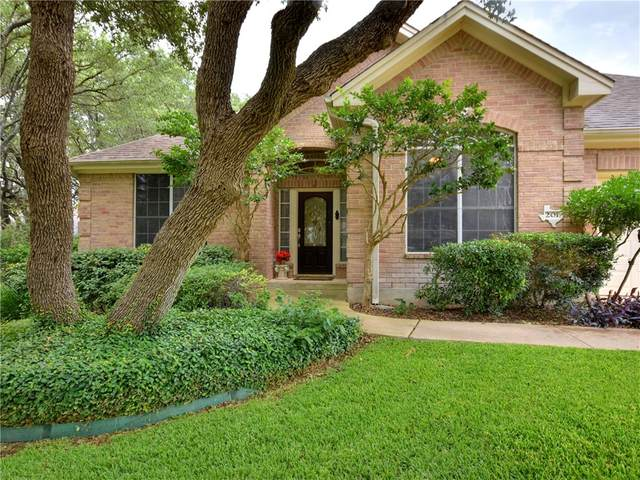 201 Ridge Run Ct, Georgetown, TX 78628 (#5778915) :: The Perry Henderson Group at Berkshire Hathaway Texas Realty