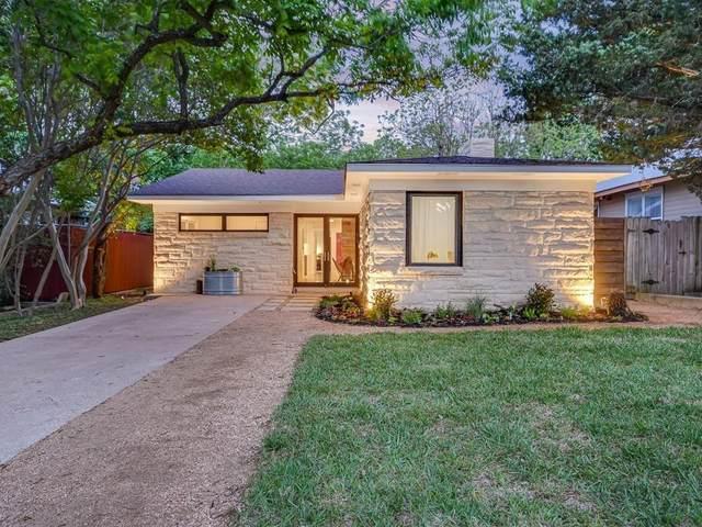 2103 Newton St, Austin, TX 78704 (#5780239) :: Front Real Estate Co.