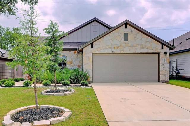 205 Rusk Bluff Ave, Leander, TX 78641 (#5781717) :: RE/MAX Capital City