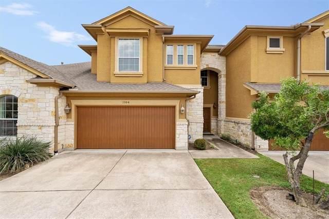 2210 Onion Creek Pkwy #1104, Austin, TX 78747 (#5781968) :: Papasan Real Estate Team @ Keller Williams Realty