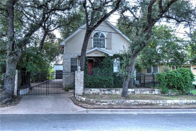 2404 Thornton Rd, Austin, TX 78704 (#5784113) :: The Heyl Group at Keller Williams