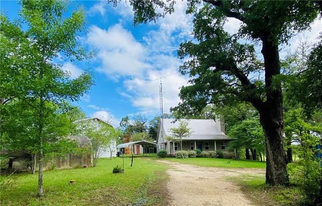 164 Bull Run Rd, Cedar Creek, TX 78612 (#5784366) :: The Heyl Group at Keller Williams