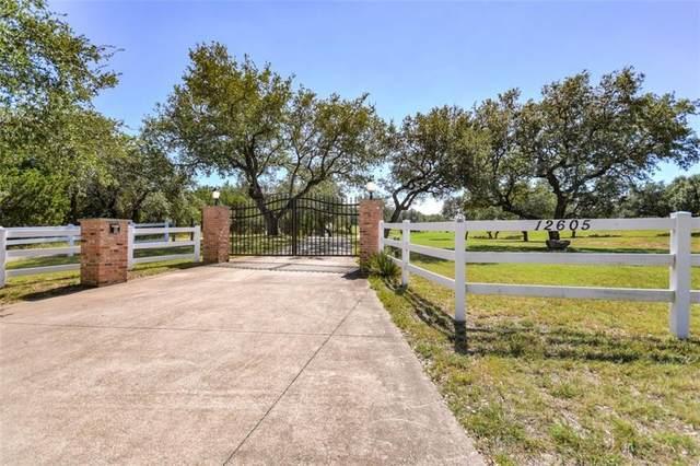 12605 Fitzhugh Rd, Austin, TX 78736 (#5785804) :: Papasan Real Estate Team @ Keller Williams Realty